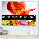 Fruchtige Geschmacksexplosion (Premium, hochwertiger DIN A2 Wandkalender 2022, Kunstdruck in Hochglanz)