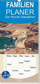 Der Hoover Staudamm (Wandkalender 2022 , 21 cm x 45 cm, hoch)