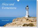 Ibiza und Formentera (Wandkalender 2022 DIN A4 quer)