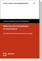 Reformen des Sozialstaates in Deutschland
