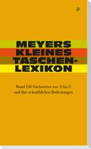 Meyers kleines Handlexikon