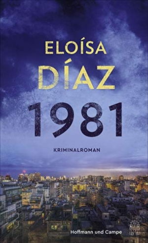 Díaz, Eloísa. 1981 - Kriminalroman. Hoffmann und