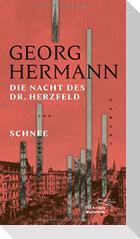 Die Nacht des Dr. Herzfeld & Schnee