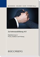 Juristenausbildung 4.0