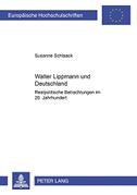 Walter Lippmann und Deutschland