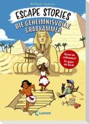 Escape Stories - Die geheimnisvolle Grabkammer