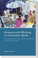 Kommerzielle Werbung in Westafrika