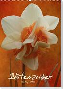 Blütenzauber (Wandkalender 2021 DIN A2 hoch)