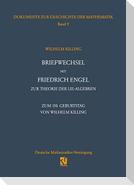 Briefwechsel mit Friedrich Engel zur Theorie der Lie-Algebren