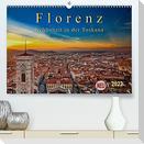 Florenz - Schönheit in der Toskana (Premium, hochwertiger DIN A2 Wandkalender 2022, Kunstdruck in Hochglanz)