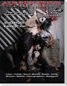 Alternative Revolution Magazine: 5 Yr Anniversary Issue 26 Cover Models Aradia Wadjet & Midnight Starr