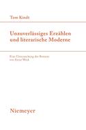 Unzuverlässiges Erzählen und literarische Moderne