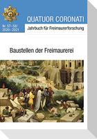 Quatuor Coronati Jahrbuch für Freimaurerforschung Nr. 57-58/2020-2021