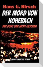 Der Mord von Hohebach