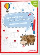 Zeichnen für Kindergartenkinder. Schritt für Schritt
