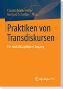 Praktiken von Transdiskursen
