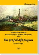 """Zeichnungen zu Fontanes """"Wanderungen durch die Mark Brandenburg"""" 01"""