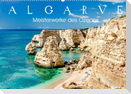 Algarve - Meisterwerke des Ozeans (Wandkalender 2022 DIN A2 quer)