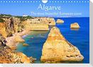 Algarve - The most beautiful European coast (Wall Calendar 2022 DIN A4 Landscape)