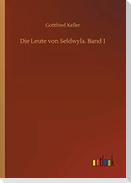 Die Leute von Seldwyla. Band 1