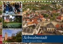 Schwalmstadt (Tischkalender 2021 DIN A5 quer)