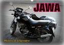 Motorrad-Legenden: JAWA (Wandkalender 2021 DIN A3 quer)