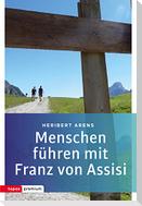 Menschen führen mit Franz von Assisi