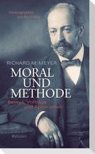 Moral und Methode