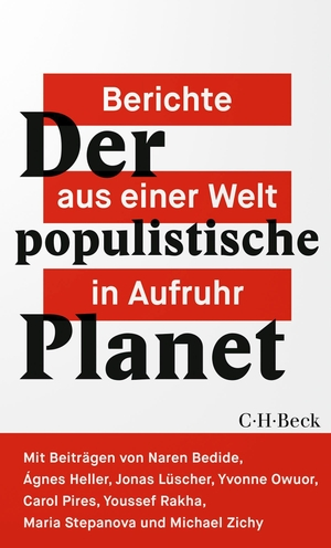 Lüscher, Jonas / Michael Zichy. Der populistische