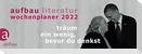 Aufbau Literatur Wochenplaner 2022
