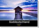 Deutschlands Motive (Tischkalender 2022 DIN A5 quer)