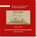 Chronik der Stadt Oschersleben (Bode) 1