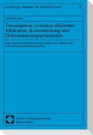Trassenpreise zwischen effizienter Allokation, Kostendeckung und Diskriminierungspotentialen