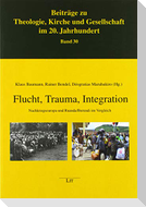 Flucht, Trauma, Integration