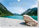 Alpen Seen (Wandkalender 2022 DIN A4 quer)