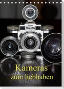 Kameras zum liebhaben (Tischkalender 2022 DIN A5 hoch)