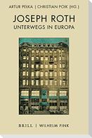 Joseph Roth unterwegs in Europa