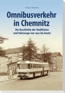 Omnibusverkehr in Chemnitz