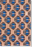 Piatti Postkarte Eulen mit Büchern VE 1=10