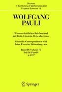 Wissenschaftlicher Briefwechsel mit Bohr, Einstein, Heisenberg u.a.