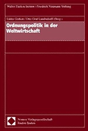 Lüder Gerken / Otto Graf Lambsdorff. Ordnungspoli