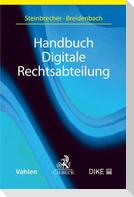 Handbuch Digitale Rechtsabteilung