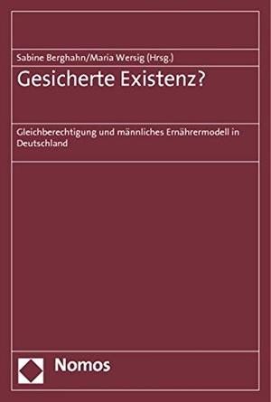Berghahn, Sabine / Maria Wersig (Hrsg.). Gesichert
