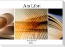 Ars Libri - Kunstwerk Buch (Wandkalender 2022 DIN A2 quer)