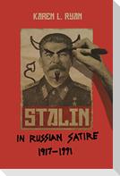 Stalin in Russian Satire, 1917a 1991