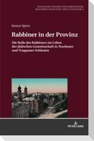 Rabbiner in der Provinz