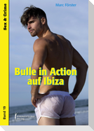 Bulle in Action auf Ibiza