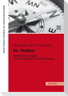 Re: Medium