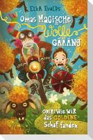 Omas magische Wolle-Gäääng oder Wie wir das goldene Schaf fanden