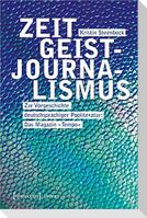 Zeitgeistjournalismus